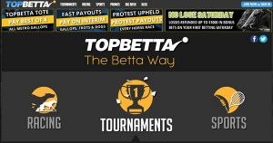 TopBetta Home Page