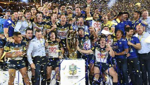 NRL Cowboys win
