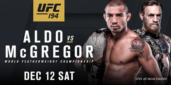UFC 194