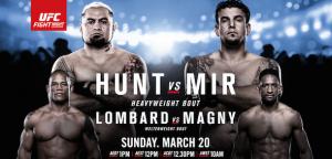 UFC Fight Night Brisbane