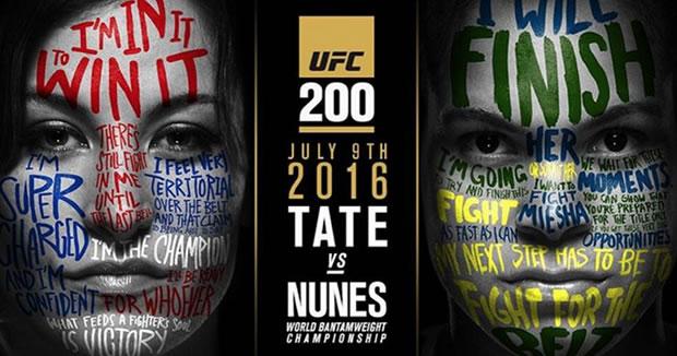 UFC 200 Multi