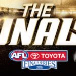 2016 AFL Finals Week 1