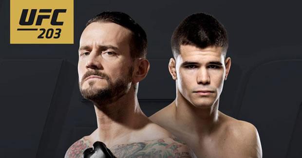 UFC 203 Multi
