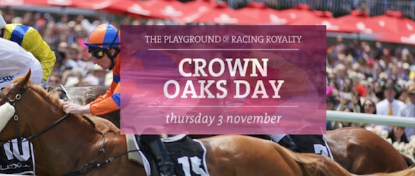 Oaks Day Racing